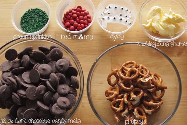 reindeer cookies ingredients