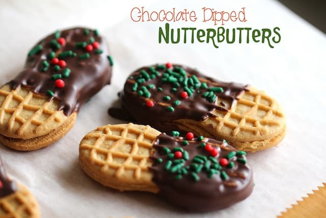 Chocolate Nutter Butters