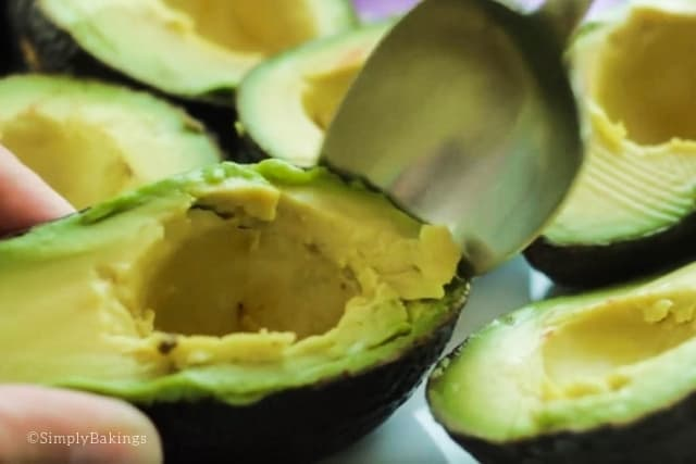ripe avocados for avocado milk shake recipe