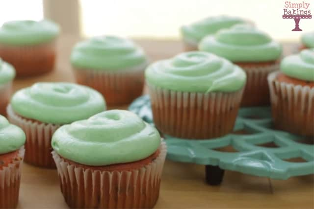 delicious watermelon cupcakes perfect for summer parties