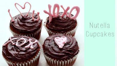 #nutellacupcakes