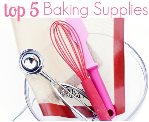5 Items Every Baker Should Own