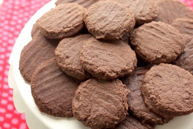 4 ingredients nutella cookies