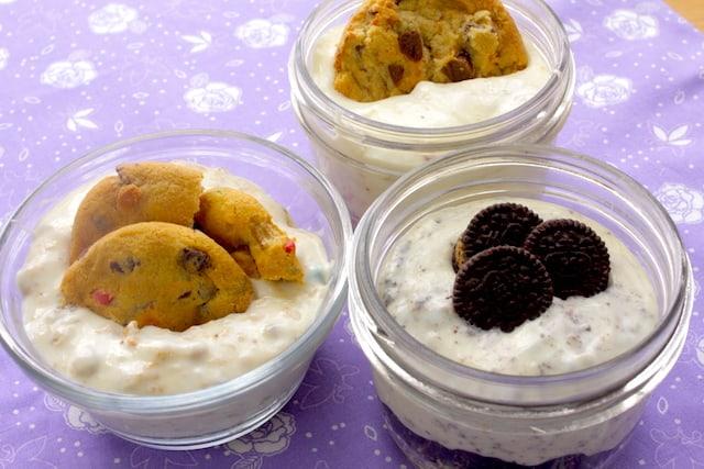 3 Ingredient No Bake Cheesecake