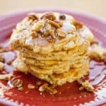 Butter Pecan Pancakes