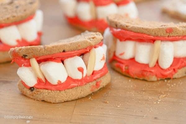 draculla's dentures
