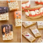 3 halloween treats