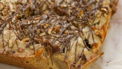 easy pretzel cake