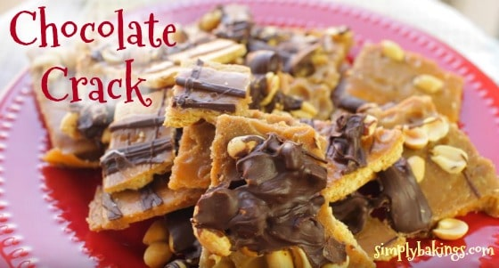 Chocolate Crack - Simply Bakings