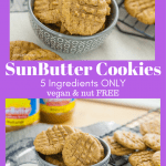 SunButter Cookies | Dairy & Nut FREE