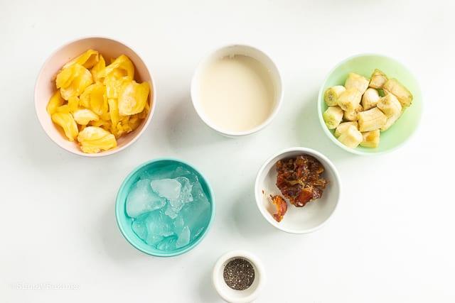 langka smoothie ingredients