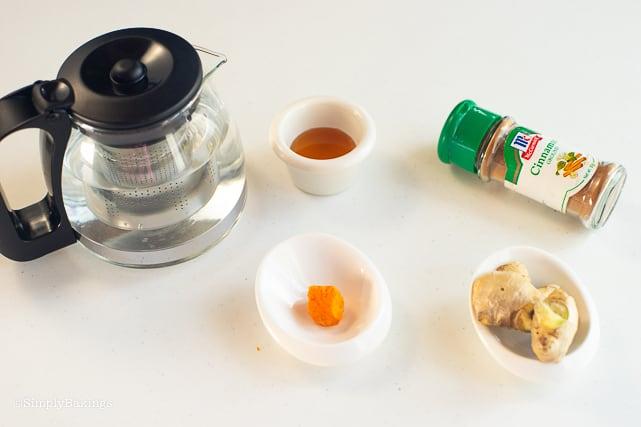 salabat ingredients