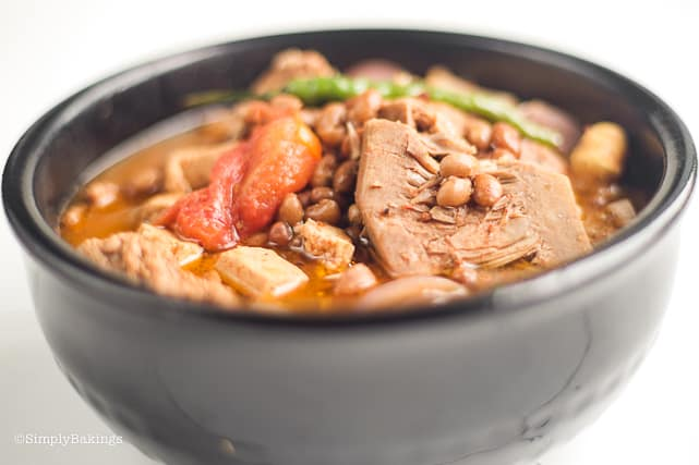 delicious cansi recipe in a bowl