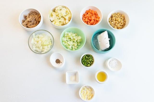 vegan macaroni ingredients