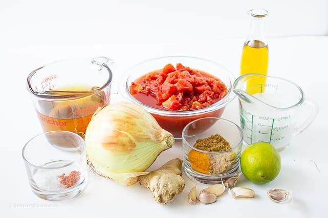 ingredients of cream of tomato soup