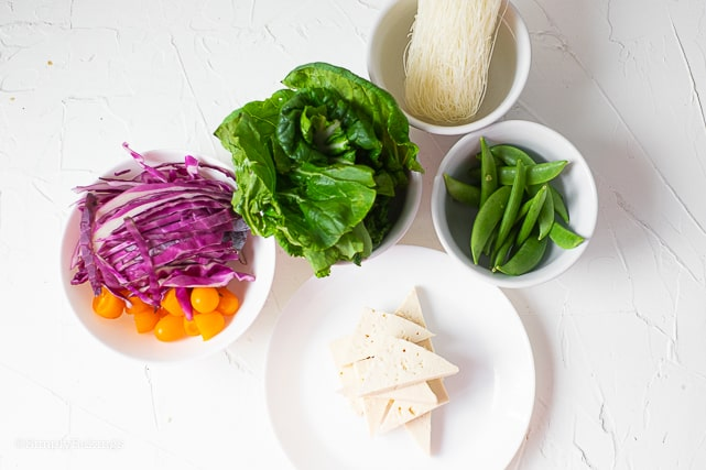 ingredients for lemongrass soup